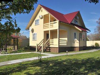 Новое изображение  Строительство и продажа домов и коттеджей из клееного бруса 33795944 в Саранске