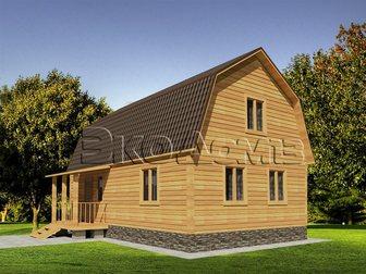 Увидеть изображение Продажа домов Дома из бруса, газоблока , по каркасной технологии 34656778 в Саранске