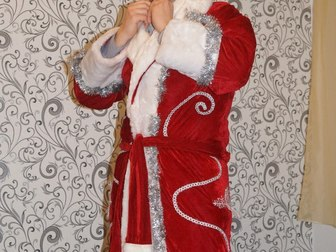 Просмотреть фото  Дед Мороз и Снегурочка в Саранске, 37914647 в Саранске