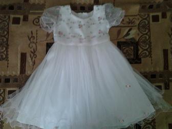 Уникальное фотографию  Продаю платье 39411936 в Саранске