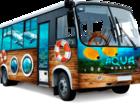 Фото в   Реклама на общественном транспорте: брендирование, в Сарапуле 0