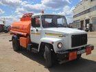 Уникальное изображение Прицепы для легковых авто Продам бензовоз ГАЗ 3309 АТЗ 33062060 в Саратове