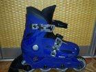 Фото в Спорт  Спортивный инвентарь ролики рочес, в хорошем состоянии с комплектом в Саратове 2500