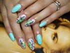 Смотреть изображение Салоны красоты Маникюр, маникюр лаком, наращивание ногтей гелем 34870608 в Саратове
