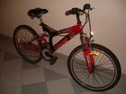 Изображение в Спорт  Велосипеды Велосипед спортивный, импортный, красный в Саратове 15000