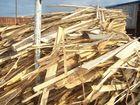 Фото в Услуги компаний и частных лиц Разные услуги дрова сосновые обрезки из столярки привезу в Саратове 6000