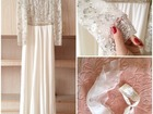 Изображение в Одежда и обувь, аксессуары Свадебные платья Размер: 42–44 (S)  Продам платье бренда Julia в Саратове 20000