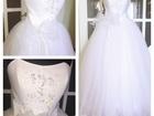 Фото в Одежда и обувь, аксессуары Свадебные платья Продам свадебное платье в отличном состоянии, в Саратове 8000