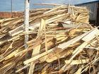 Фото в Мебель и интерьер Разное дрова сосновые, срезки от доски, пачка 8 в Саратове 6000