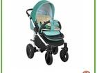 Увидеть фото Детские коляски Коляска 2 в 1 Tutis Zippy (цвет тёмно-синий джинс!) 63717536 в Саратове