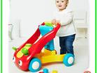 Новое foto Детские автокресла Машинка-ходунок ELC 2 в 1 63718237 в Саратове