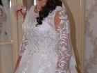 Скачать фото  шикарное свадебное платье! 68996229 в Саратове