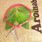 Изысканный браслет с ароматической капсулой
