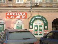 Сдам торговое помещение в г. Саратове Сдается в аренду торговое помещение площад