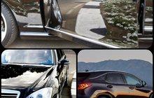 Полировка и устранение царапин, установка и ремонт автомобильных стекол