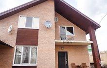 Двухэтажный кирпичный коттедж с евроремонтом в селе Пристанное