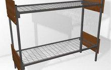 Кровати металлические для санаториев и пансионатов от производителя