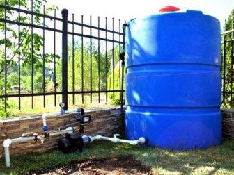Емкость для полива на даче своими руками