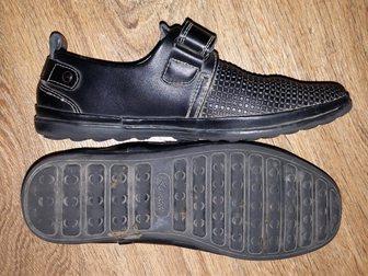 Новое изображение Детская обувь Продам полуботинки на мальчика 33269916 в Саратове