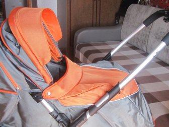 Скачать foto Детские коляски Коляска Carolina XT продаётся, 33386341 в Саратове
