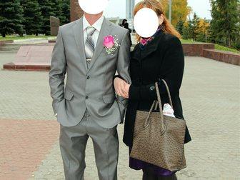 Увидеть фото Мужская одежда Продам мужской костюм, размер 48-50 33910837 в Саратове