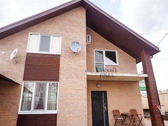 Увидеть foto  Двухэтажный кирпичный коттедж с евроремонтом в селе Пристанное 34037239 в Саратове