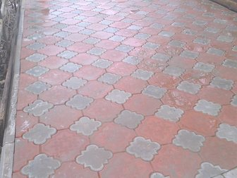 Скачать изображение Отделочные материалы тротуарная,фасадная плитка,водостоки и бордюрный камень 34377361 в Саратове