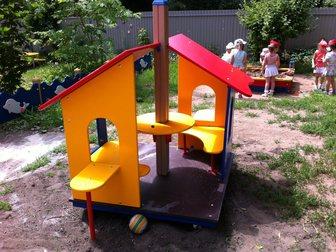 Смотреть изображение  Детские игровые площадки для улицы 34590761 в Балаково