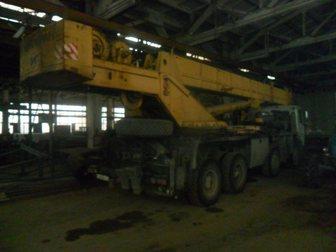 Смотреть фото Автокран кс-6973 50 тонн 34655883 в Саратове