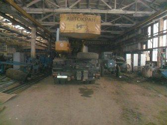 Скачать фотографию Автокран кс-6973 50 тонн 34655883 в Саратове