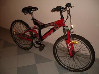 Просмотреть foto Велосипеды продаю велосипед спортивный Кросс 35001884 в Саратове