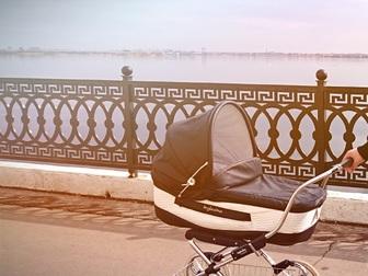 Свежее изображение  Продам коляску - люльку inglesina comfort 35156698 в Саратове