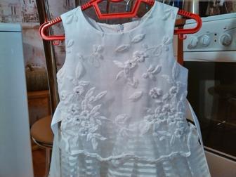 Смотреть foto Детская одежда Продам платье 38417869 в Саратове