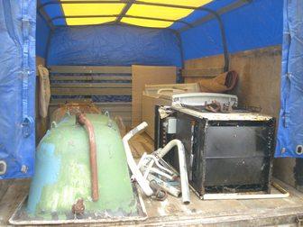 Скачать фотографию Холодильники Вывезем бесплатно старую ненужную бытовую технику, холодильники, стиральные машины и др, 38749063 в Саратове