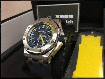 Просмотреть фото  Швейцарские часы Audemars Piguet 39804968 в Саратове