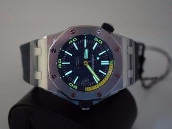 Просмотреть фотографию  Швейцарские часы Audemars Piguet 39804968 в Саратове