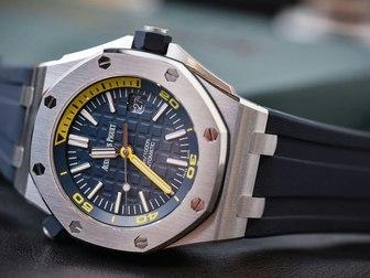 Новое foto  Швейцарские часы Audemars Piguet 39804968 в Саратове