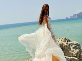 Просмотреть foto  Свадебное платье-трансформер 40-42 (XS) 40444868 в Саратове