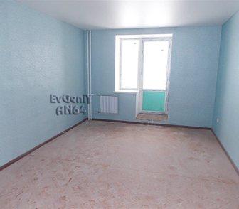 Фото в Недвижимость Продажа квартир Продаётся однокомнатная квартира, в новом в Саратове 1550000