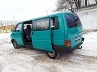 Volkswagen Transporter 2.4МТ, 1992, 249000км