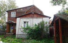 Дом 117 кв, м, в д, Щеболово Серпуховский район (ПМЖ)