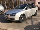 Ford Focus 2.0МТ, 2007, седан
