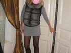 Смотреть фотографию Женская одежда КОЖАНАЯ ЖИЛЕТКА С ЧЕРНОБУРКОЙ 37747803 в Севастополь
