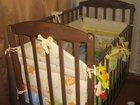 Скачать бесплатно foto Детская мебель продам детскую кроватку 34060148 в Северодвинске