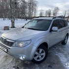 Subaru Forester 2.0 МТ, 2008, 194 000 км
