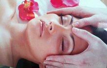 массаж по лицу
