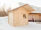 Уникальное изображение  Садовые домики и коттеджи из кедра и сосны 35457947 в Северске