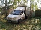 ГАЗ ГАЗель 3302 2.4МТ, 2007, 60000км