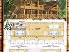 Просмотреть фото Разное Эскизный проект деревянного дома в Крыму 35138398 в Симферополь