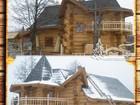 Фото в Услуги компаний и частных лиц Разные услуги Построить рубленый дом канадской рубки 171 в Симферополь 14500